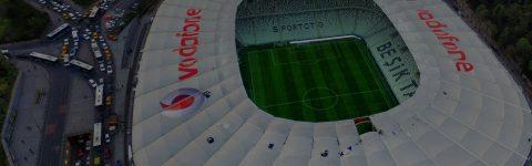 Türkiye'nin ilk Akıllı Stadyumu: Vodafone Arena